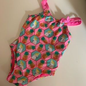 Baby Gap • Girl's One Piece Swimsuit